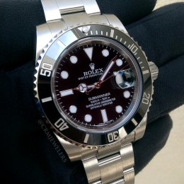 07fb93515ac Rolex Submariner Stainless Steel