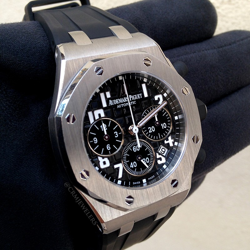 extra plate oak royal watch audemars piguet watches oo