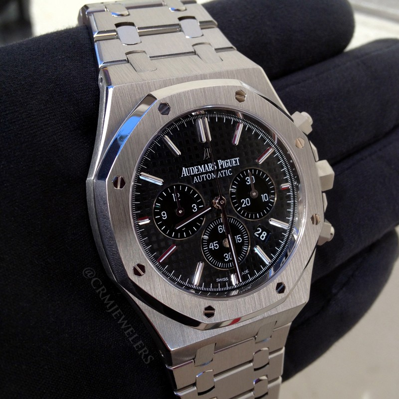 edition royal watches extra audemars platinum oak limited piguet thin image
