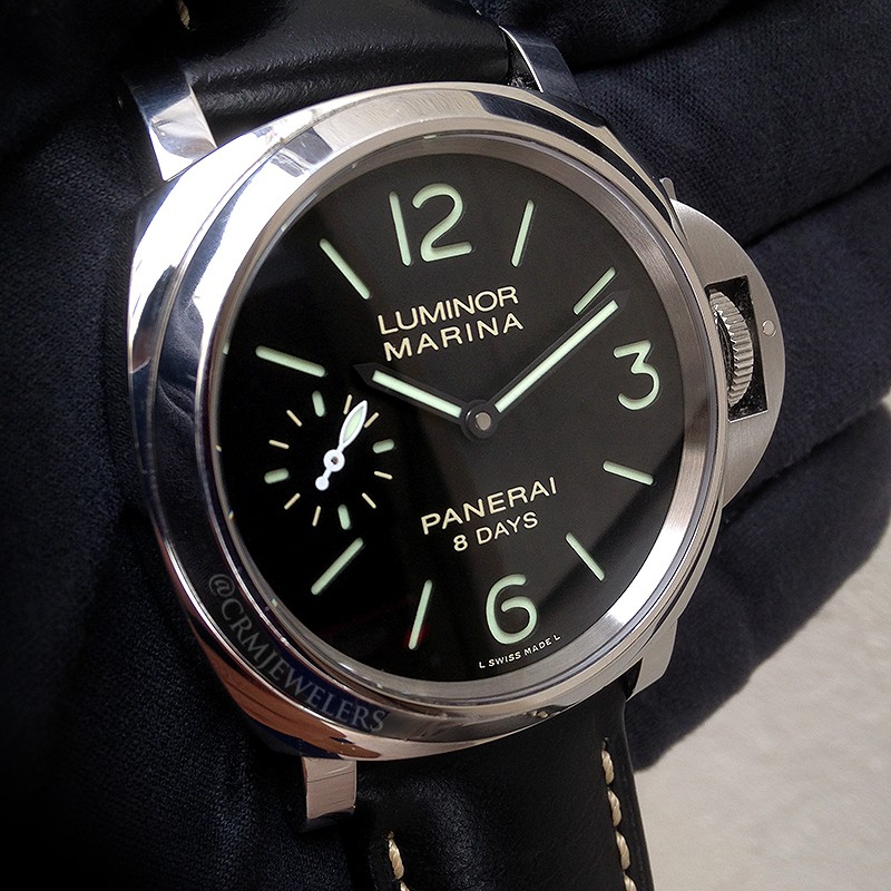 Panerai daylight - panerai luminor gmt