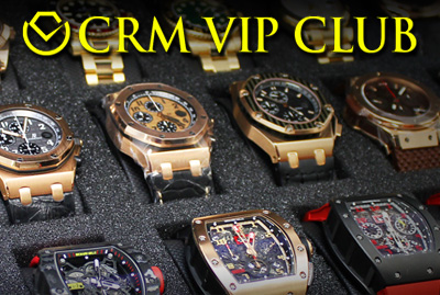 Join CRM Jewelers VIP Club