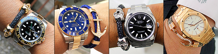 Luxury Bracelets For Men And Women Crm Jewelers Miami Fl