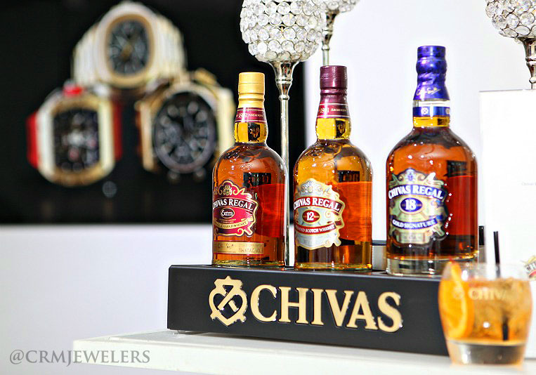 chivas premium scotch whiskeys